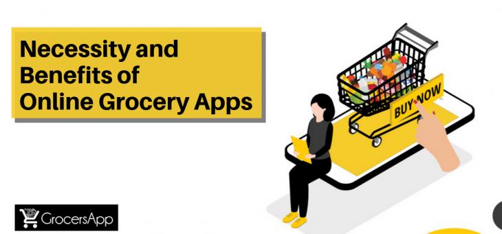 14 Necessity & Benefits of Online Grocery Apps