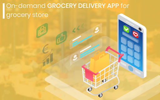 Tips to Build On-Demand Grocery Delivery App for your Tech-Savvy Shoppers
