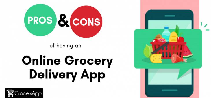 Is it a Good Idea to Develop an Online Grocery Delivery App for your Business?