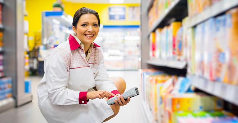 Optimizing the grocery supply chain