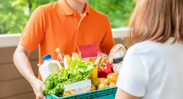 Online Grocery business Challenges and Their Potential Solutions Amid COVID-19 Crisis
