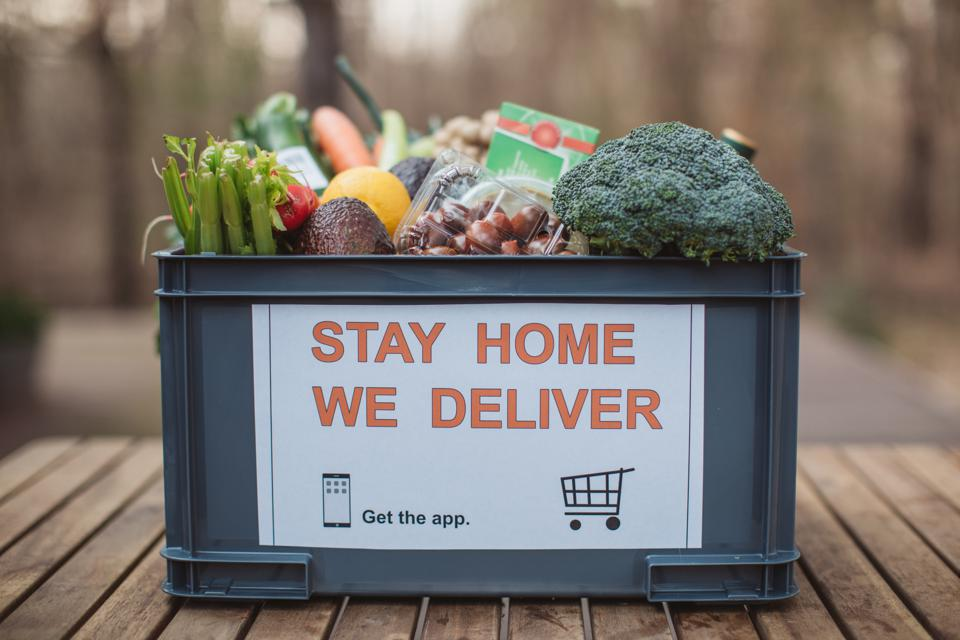 develop grocery delivery apps