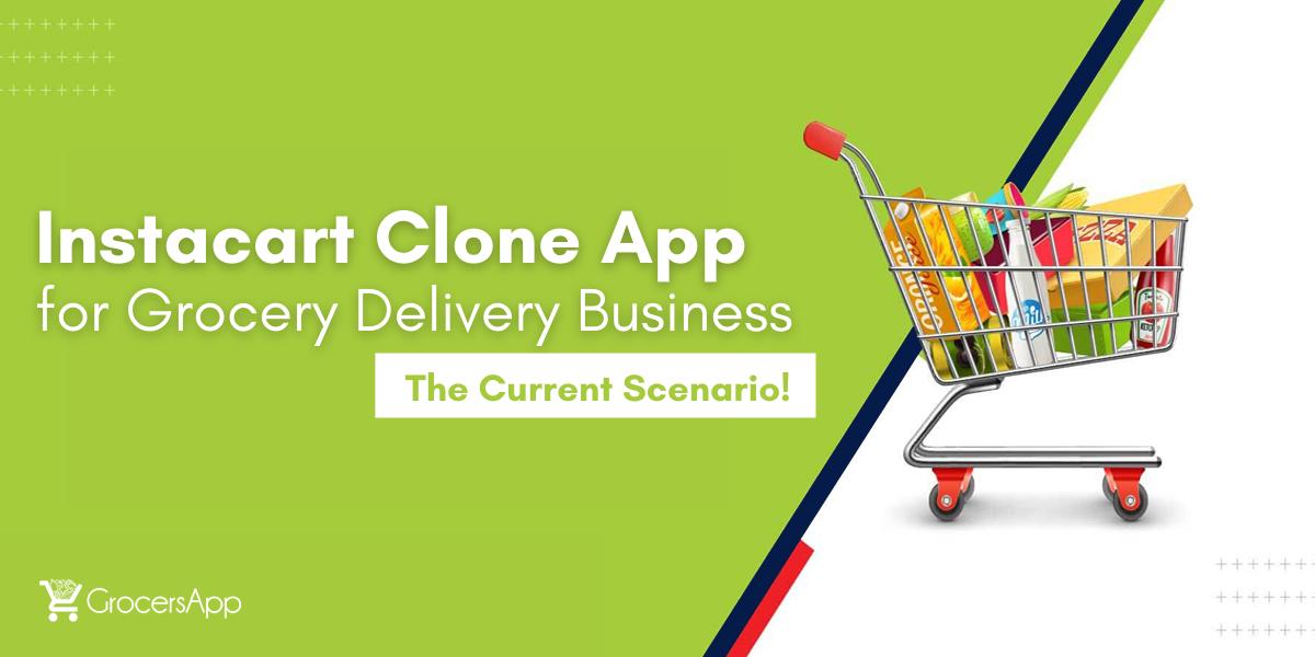 instacart clon app - grocersapp
