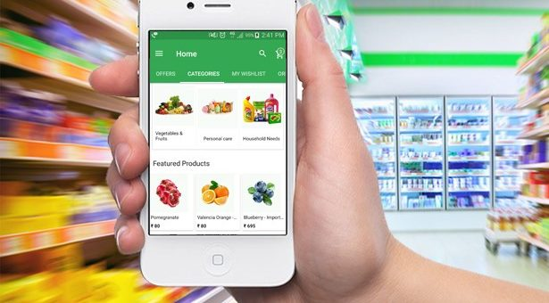 Why Invest in Readymade Online Grocery Delivery App System?